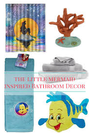 Little Mermaid Bath Decor by Best 25 Little Mermaid Bathroom Ideas On Pinterest Little