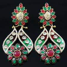 Top 4 Designs To Make Indian Jewelry Unique IndianBeautifulArt