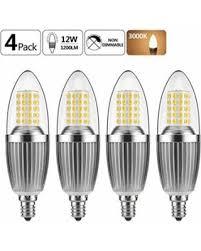 new savings on gezee led candelabra bulb non dimmable 100 watt