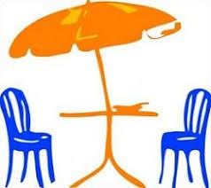 Free Patio Furniture Clipart
