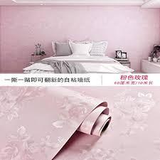 lsaiyy 10 meter dicke schlafzimmer tapete rosa tapete