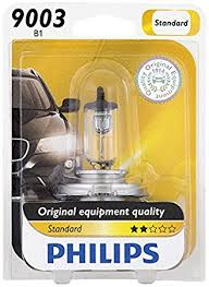 philips 9003b1 standard halogen replacement headlight