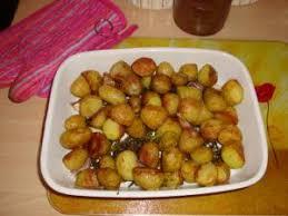 cuisiner des pommes de terre nouvelles pommes de terre nouvelles rôties la table de suzette
