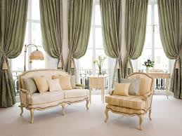 Living Room Curtain Ideas With Blinds by Furniture Window Curtain Ideas For Living Room With Gray Curtain