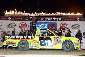 100 Menards Truck Matt Crafton Diecast 88 2017 Eldora Winner 124 NASCAR