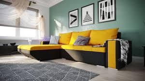 modernes wohnzimmer ecksofa eckcouch sofa mit bettkasten ottomane schlaffunktion l24 g2b pcos zo120 cz101 3