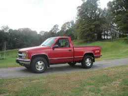 100 1998 Chevy Truck For Sale Chevrolet CK1500 For Sale 2169529 Hemmings Motor News