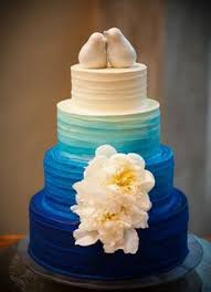 The Smarter Way To Wed Blue Wedding CakesBlue WeddingsBlue Beach