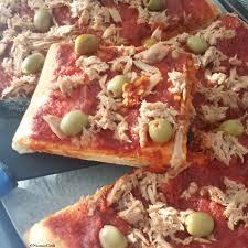pizza moelleuse
