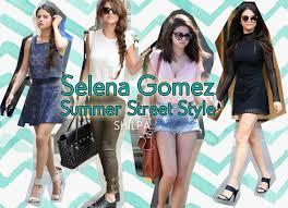 Best Of Selena Gomez Summer Street Style Casual