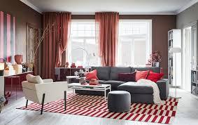 ausdrucksstarkes wohnzimmer ikea österreich