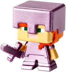 Minecraft Growing Pumpkins by Amazon Com Minecraft Mini Figure 3 Pack Alex With Enchanted