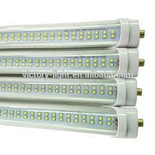 8 fluorescent bulb replacement 44w 6500k 8ft led light t8