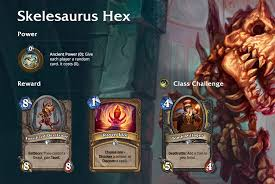 Hearthstone Hunter Beast Deck Loe by Hall Of Explorers U0027 Guide Tips And Decklists To Defeat Heroic And