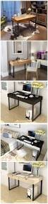 Corner Computer Desk Walmart Canada by Best 25 Metal Computer Desk Ideas On Pinterest Simple Computer