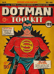DotMan ToolKit Vintage Comic Effects Actions Creative Market