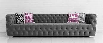 Tufted Velvet Sofa Toronto by Bryn Grey Velvet Sofa Intended For Grey Velvet Tufted Sofa Plan