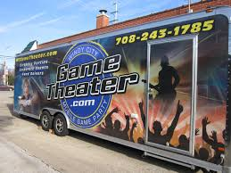 99 Game Party Truck Windy City Theater Video Kids Birthday