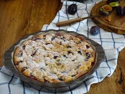schneller zwetschgenkuchen mit streuseln cookie und co