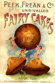 Before There Were Cupcakes Fairy Cakes Nowadays Wed Consider Them Unsanitary Based On The Contact With Naked Cavorting Cherubim Bakers