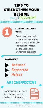 Resume Tip #1: Eliminate Helping Verbs - The Essay Expert Computer Science Resume Verbs Unique Puter Powerful Key Action Verbs Tip 1 Eliminate Helping The Essay Expert Choosing Staff Imperial College Ldon Action List Pretty Words Cv Writing Services Melbourne Buy Essays Online Best Worksheets Rewriting Worksheet 100 Original Resume Eeering Page University Of And Cover Letter