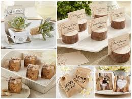 Rustic Fall Wedding Favors