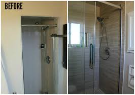 Shower Renovation Diy by Turtles And Tails Ensuite Bathroom Reno Reveal