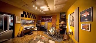 Panoramic Studio And Home Music Room