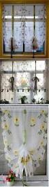 Blue Crushed Voile Curtains by The 25 Best Voile Curtains Ideas On Pinterest Sheer Curtains