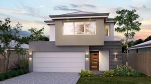 100 Narrow Lot Home The Metropolitan 2 Storey Design Online