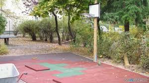 terrain de basket exterieur agréable terrasse a moindre cout 13 terrain de basket