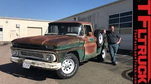 Daily Driver: 1962 Chevy C10 Pickup Truck With A Great Story [Video ... History Of The Chevy Ck Truck 15 Pickup Trucks That Changed World 2019 Silverado Allnew For Sale Cameo Year Make And Model 196772 Chevrolet Subu Hemmings Daily Respecting Syndicate Series 01 Street Ctennial Edition Headlines 100 Years I Think This Is Same Truck With A Good History 1951 3100 5 Window Pick Up Salestraight 63 On A Of 41 To 59 Pickups The Colorado Long Offroad Performance Depaula Check Out This Mudsplattered Visual
