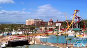 parc aquatique port aventura port aventura costa caribe parc aquatique construction time