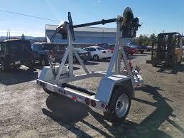 100 Beam Bros Trucking RQ642 Brooks Brothers SRT 8110 Reel Cart PLREI