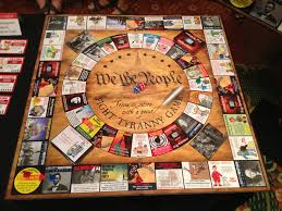 We The People Board Game