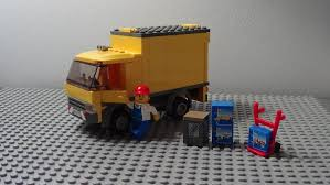 LEGO Delivery Truck (MOC) - YouTube Lego Toy Story 7598 Pizza Planet Truck Rescue Matnito 333 Delivery From 1967 Vintage Set Review Youtube Ace Swan Blog Lego Moc The Worlds Most Recently Posted Photos Of Delivery And Lego Yes We Have No Banas New Elementary A Blog Parts Custom Fedex Truck Building Itructions This Cargo City 60175 Mountain River Heist Ideas Product Dan The Pixar Fan 2 Vip Home Service City Legos