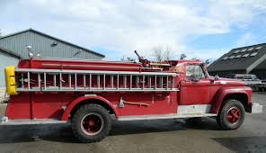 1965 American Fire Apparatus Ford Pumper | Used Truck Details