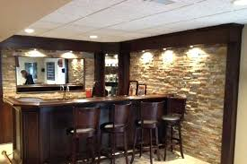 Small Bar Ideas In Living Room Bright Apartment Perfect Decoration Basement