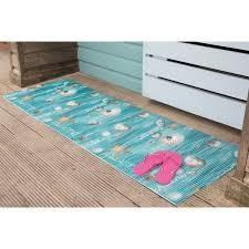 d c floor badezimmer matte comfort seaside 65 cm breit meterware
