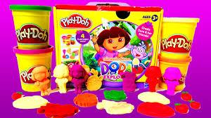 Dora The Explorer Fiesta Kitchen Set by Play Doh Dora The Explorer Playset Playdough Hasbro Kit Play Doh