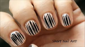 Short Nails Tutorial | Nail Art Design For Very Short Nails ... Nail Designs You Can Do At Home Myfavoriteadachecom Simple Beginners How To Make Art Easy Way Zigzag Awesome Projects On 12 Ideas Yourself Beautiful Nails Idea To Make Cute Making Awesome Nail Design Photos Decorating Mesmerizing Pleasing 20 Flower Floral Manicures For Spring At Best 2017 Tips Toe Gallery Image Collections And Zebra Designs Step By How You Can Do It Home