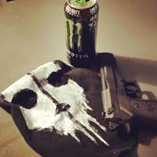 Purge Mask Halloween by Diy Call Of Duty