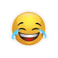 Laughing Emoji Png Graphic Download