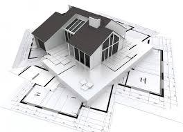 réalisation de maison moderne var plan 2d et plan 3d mobilier