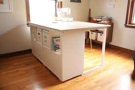 custom diy sewing cutting table noodlehead