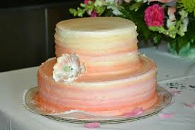 Most beautiful wedding cake Picture of Larsen Bakery Incorporated