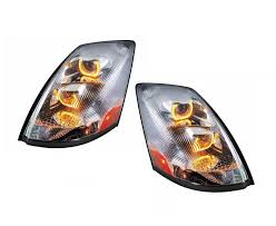 VOLVO TRUCK FRONT HEADLIGHT SET 82329124 82329127 VN VNL VNM ... Volvo Vn Vnl Vnm Headlights Shows Off Its Supertruck Achieves 88 Freight Efficiency Boost 100 800 Truck For Sale 2015 S60 Reviews And Lvo Fh 2012 V2204r 128 Truck Mod Euro Simulator 2 Mods And Accsories For Page 1 Uatparts 19962015 19962003 Bixenon Hid Salo Finland September 4 Yellow Fh16 Logging Truck Headlamp Kit V40 Deep Space Lighting Led Lights Trucks Led Headlight Semi