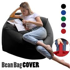○Large Bean Bag Cover Chairs Couch Sofa Cover Indoor Lazy Lounger ... Soft Bean Bag Chairs Couch Sofa Cover Modern Indoor Lazy Lounger For Large Extra Diy Chair Canada Pattern 32sixthavecom Big Joe Pillow Giant Home Improvement Cast Wilson Saxx Microsuede Jaxx Bags Bean Bag Chair Perfect Cabinet And Ktyxgkl Portable Fashion Bber Rug In 2019 Uohome Small Room Milano Multiple Colors 32 X 28 25