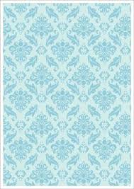 This Vintage Design On Pale Blue Background Will Brighten Any Scrapbook Project FREE Printable