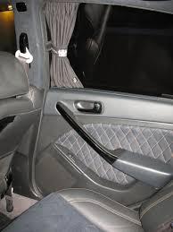 world s first g35 diamond stitched custom interior page 9